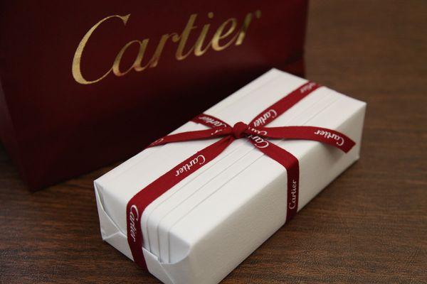 Slateblu The Cartier Gift Wrap
