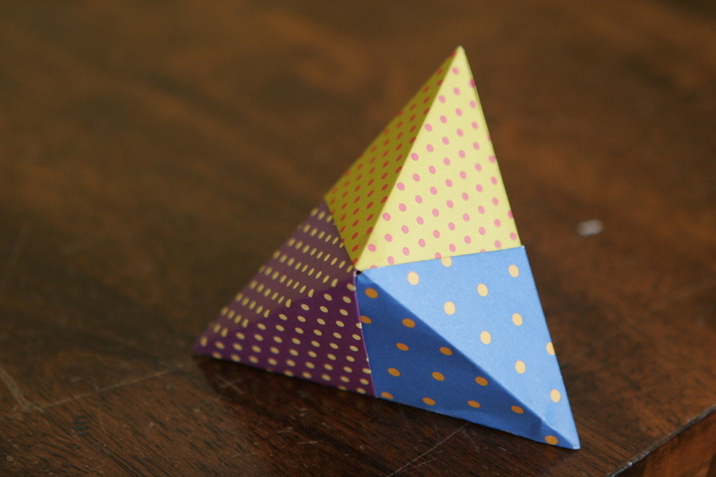 Origami Fortune Cookie for Valentine's Day (Fun and easy) | The ... | 533x800